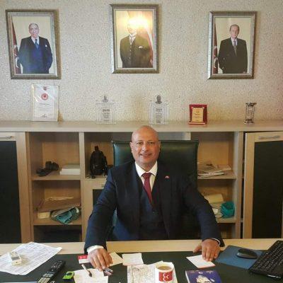 MHP Bodrum İlçe Başkanı istifasını  sundu