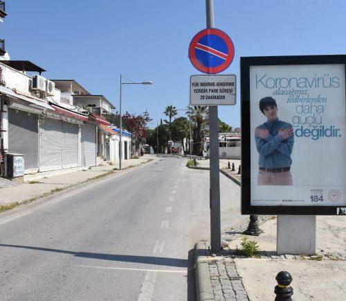 Yurt genelinde sokağa çıkma kısıtlaması uygulanacak