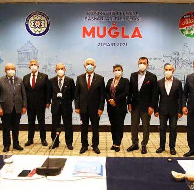 CHP'li büyükşehir belediye başkanları toplantısı Bodrum'da yapıldı