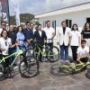 Dağ bisikletleriyle yarış heyecanı bu kez şehirde yaşanacak