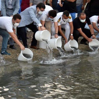 Balık av sezonu açıldı