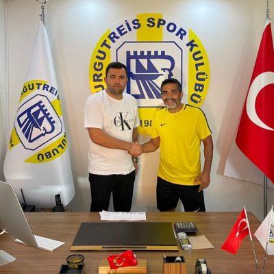Turgutreisspor'da yeni yönetim başarı için kolları sıvadı